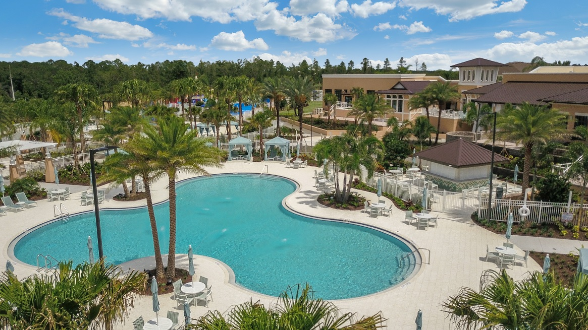 New Town Homes and Pool Homes in Disney Orlando | Solara Resort | Sacks Realty Group