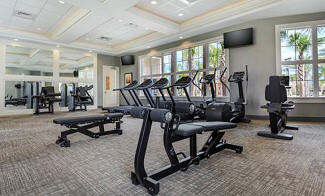 Solterra Resort Clubhouse GYM