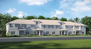 Luxury Town Homes at The Retreat at Champions Gate