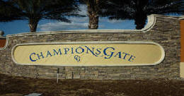 Champions Gate New Condos, Townhomes, and Single-Family Homes