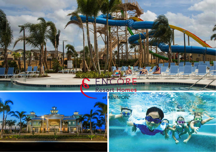 Encore Resort Homes at Reunion | Reunion Resort Homes For Sale