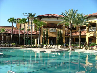 Floridays Resort Orlando Clubhouse