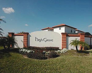 High Grove Clermont Fl Homes Sale