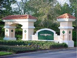 Kings Ridge Golf Retirement Community Florida
