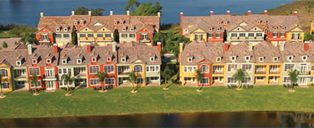 Lakeside Townhomes at Providence Golf and Country Club