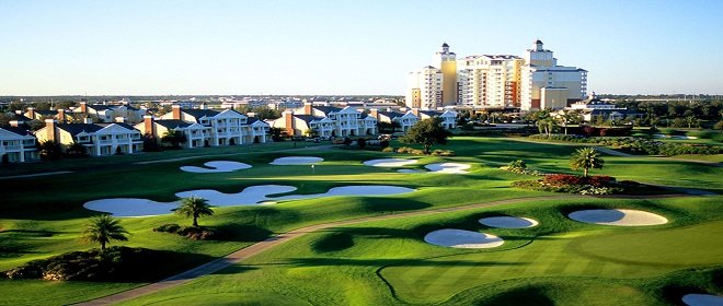 Disney Orlando Golf Homes For Sale