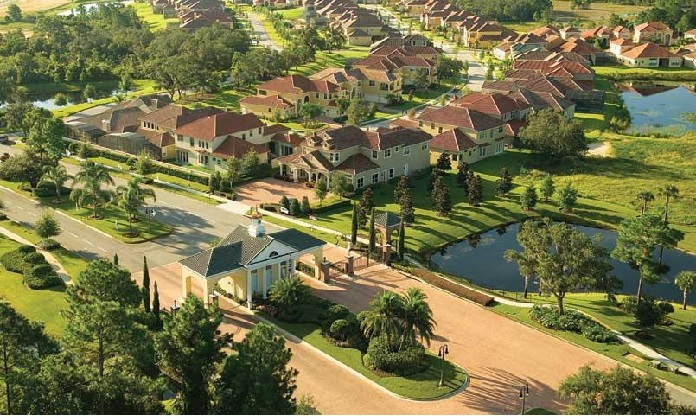 Providence Golf and Country Club Community Florida