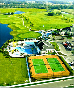 Providence  Golf and Country Club Amenities
