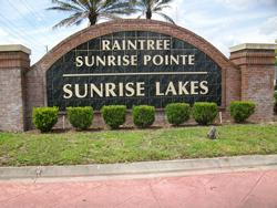 Sunrise Lakes Community Florida