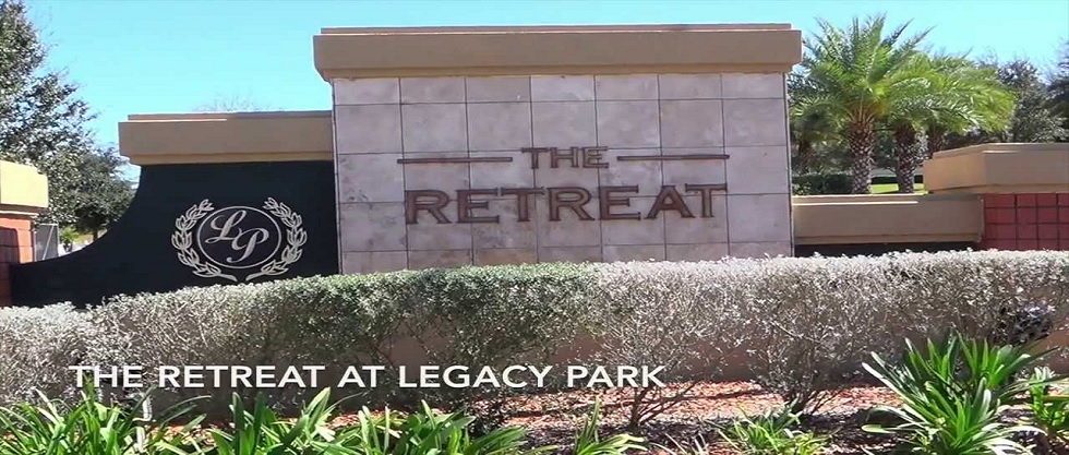 The Retreat At Legacy Park Homes For Sale Near Disney World In Davenport Florida