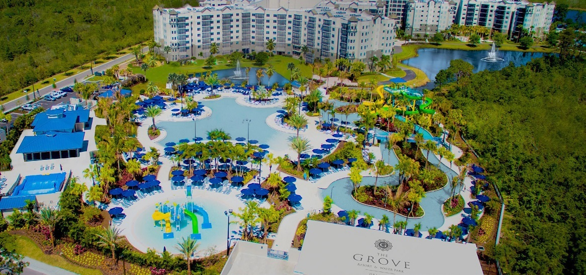 The Grove Resort and Spa Amenities