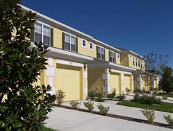 Town at Legacy Park Community Florida